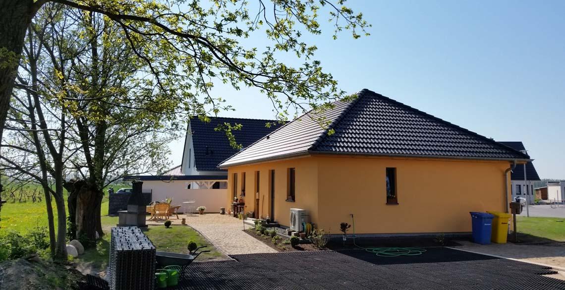 Bungalow in Admannshagen  Neubau - Bräuer  Architekten ...