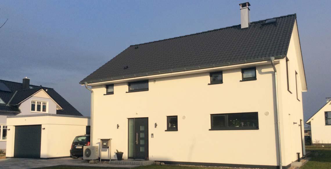 Architekten Rostock einfamilienhaus bei rostock neubau bräuer architekten rostock