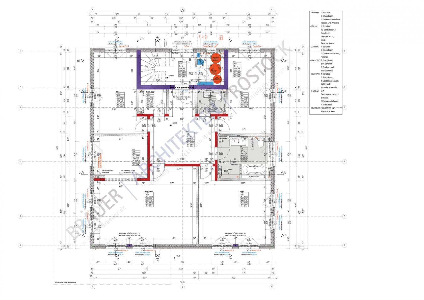 Fantastisch 2 Schalter 1 Steckdose Fotos - Elektrische Schaltplan ...
