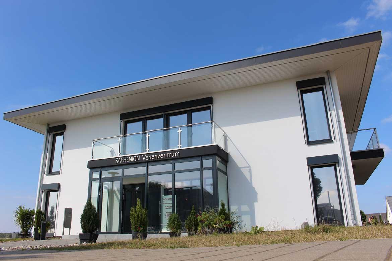 Saphenion - Venenzentrum, Rostock | Neubau - Bräuer | Architekten ...